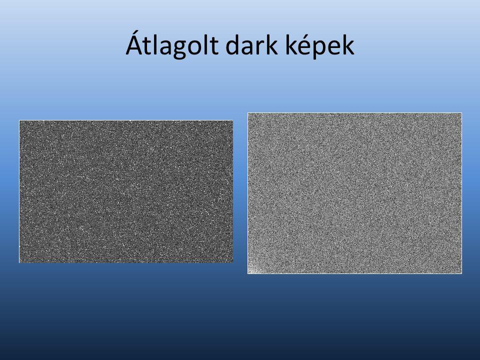 Egy átlagolt flat kép