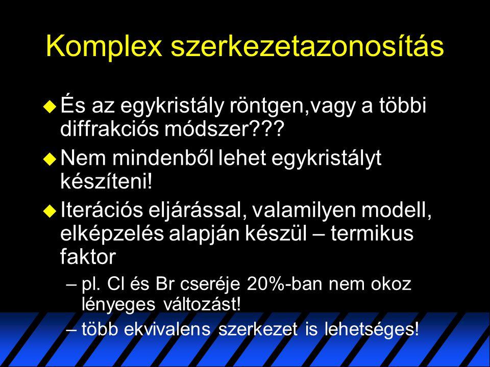 A választás alapja  az ismeret jól strukturált, kisebb egységekre, összefüggésekre bontható - SZR és FR,  ha nem, akkor NH és GA.