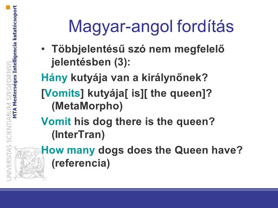 Magyar-angol fordítás Többjelentésű szó nem megfelelő jelentésben (4): Kedden költöztek ki.