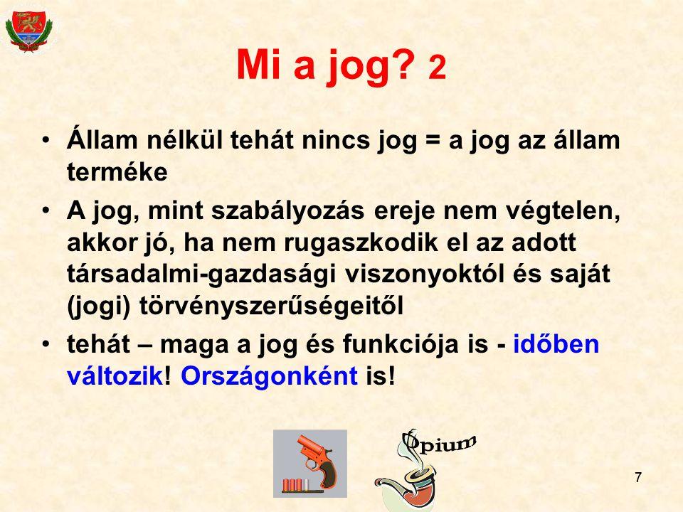 38 Jogszabály preambuluma, példa, 1b 2005.évi XCV.
