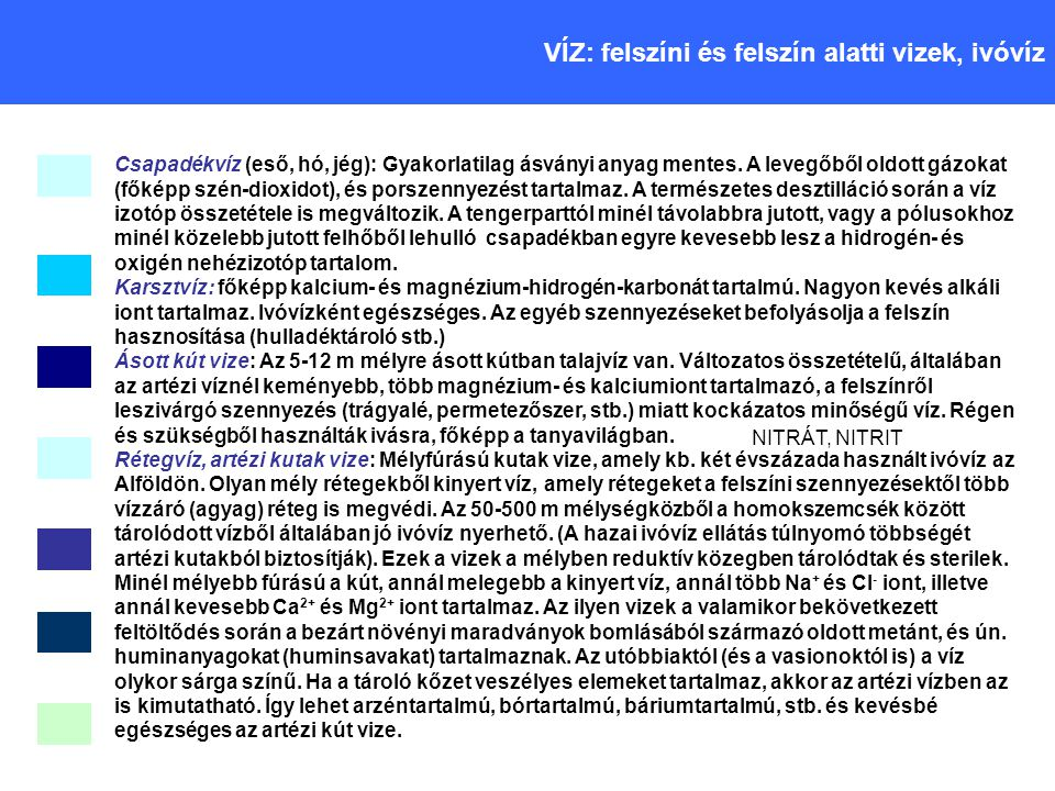Élelmiszerek és adalékok E-101 (riboflavinok): sárga, B2-vitamin, sok természetes eredetû B2-vitamin van az élelmiszerekben E-102 (tartrazin):szintetikus, sok embernek allergiát okoz, Svájcban és Ausztriában betiltották E-123(amarant): vörös, szintetikus, az Amerikai Egyesült Államokban betiltották, állatkísérletekben mutagénnek bizonyult (rosszindulatúelváltozás kockázata) E-150 (karamell), E-150b (szulfitos karamell) E-160 (karotinoidok), E-160a (karotin-a,-b,-c) E-162 (céklavörös, vagy betanin): vörös, céklából vonják ki, természetes színezõanyag, átlagos fogyasztása ártalmatlan E-163 (antocián): kék, lila, piros; kék szõlõbõl vonják ki, természetes színezõanyag, átlagos fogyasztása ártalmatlan E-200 (szorbinsav és vegyületei): vörösáfonyában találhatóak meg, a szervezetben lebomlanak, allergiát okozhatnak E-210(benzoesav és vegyületei): allergiás csalánkiütéseket, asztmát okozhatnak, szintetikus festékanyagokkal együtt fogyasztva, E-300 jelenlétében benzol keletkezik belõlük E-211(nátrium-benzoát) E-220 (kén-dioxid és vegyületei): fejfájást és hányingert okozhatnak, irritálják emésztõcsatornát, allergiát, asztma-rohamokat válthatnak ki E-221 (nátrium-szulfit): bontja a B-vitamint E-230 (bifenil): citromfélék felületkezelõje penészedés ellen, fõként a gyümölcs héjában raktározódik