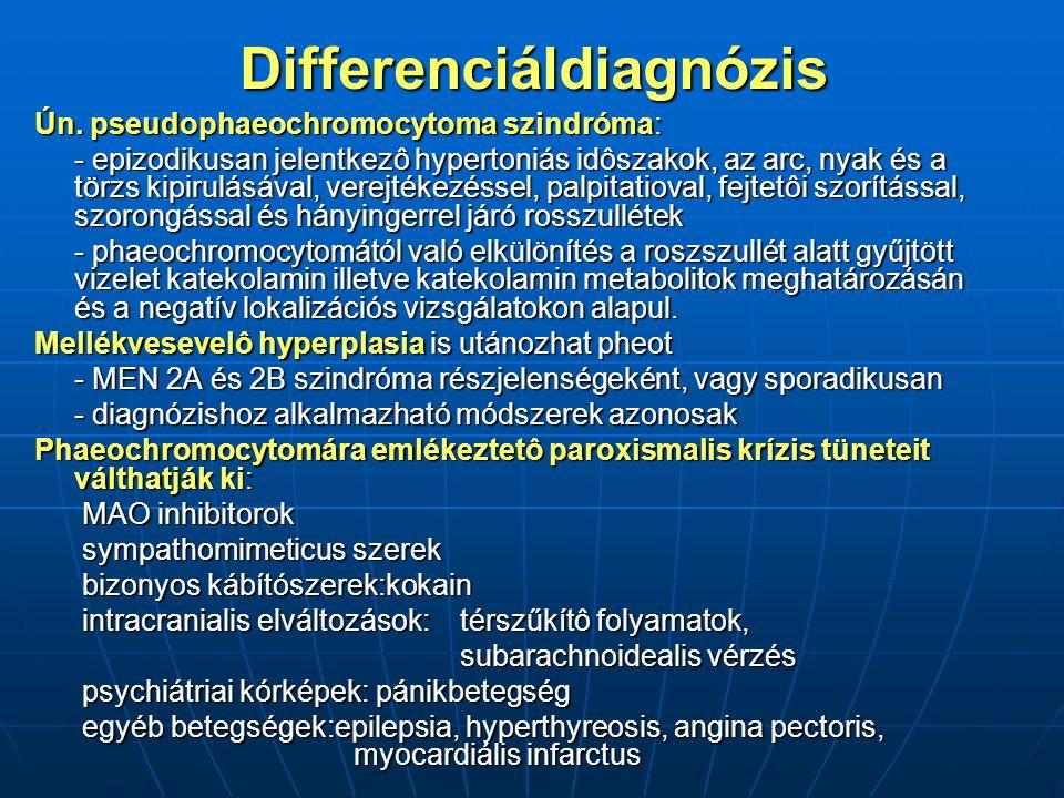 Differenciáldiagnózis Ún.