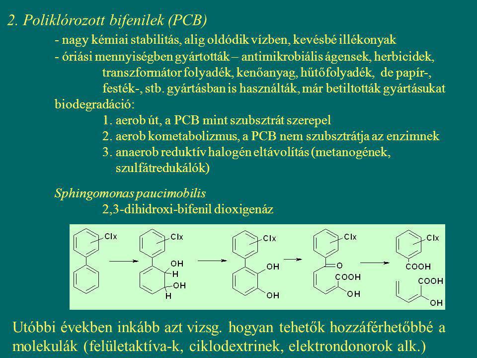 3.Poliklórozott dibenzodioxinok és dibenzofuránok - ált.