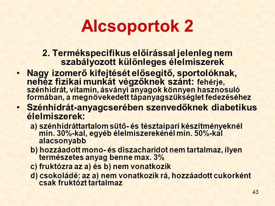 43 Alcsoportok 2 2.