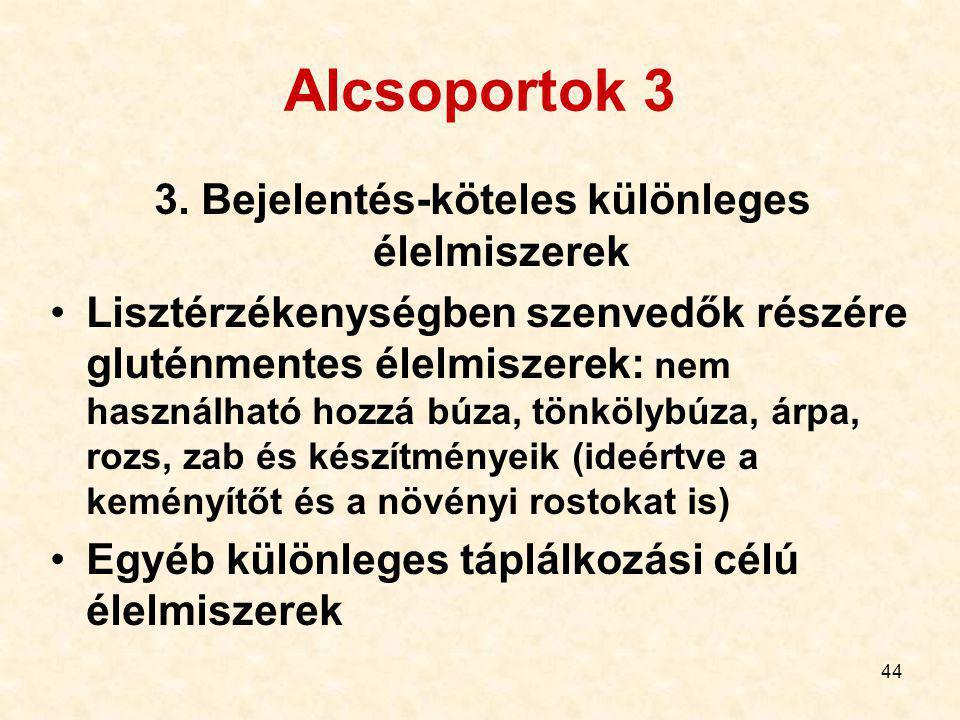 44 Alcsoportok 3 3.