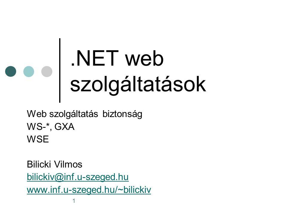 52 Szerver oldal Microsoft.Web.Services.WebServicesExtension