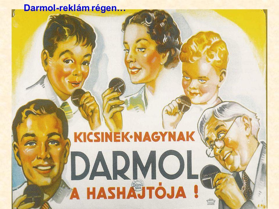 4 Darmol-reklám régen…