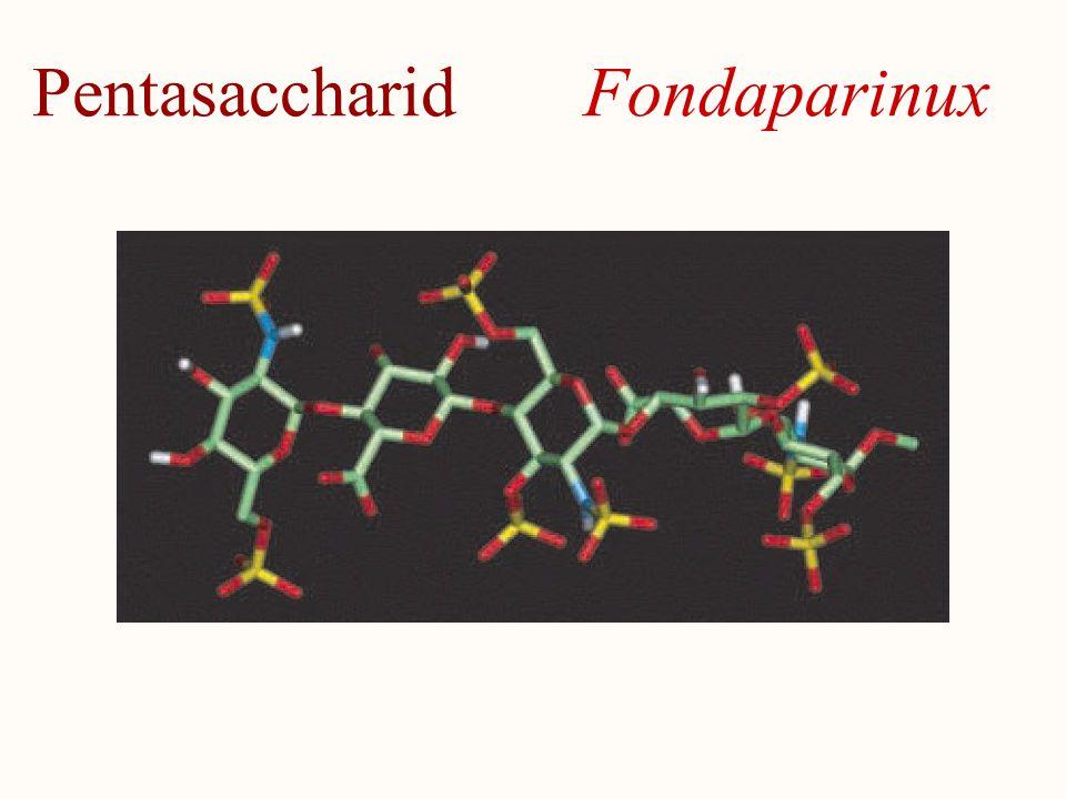 Hirudin: rekombináns formái a Lepirudin és Desirudin Egy természetes direkt antithrombin
