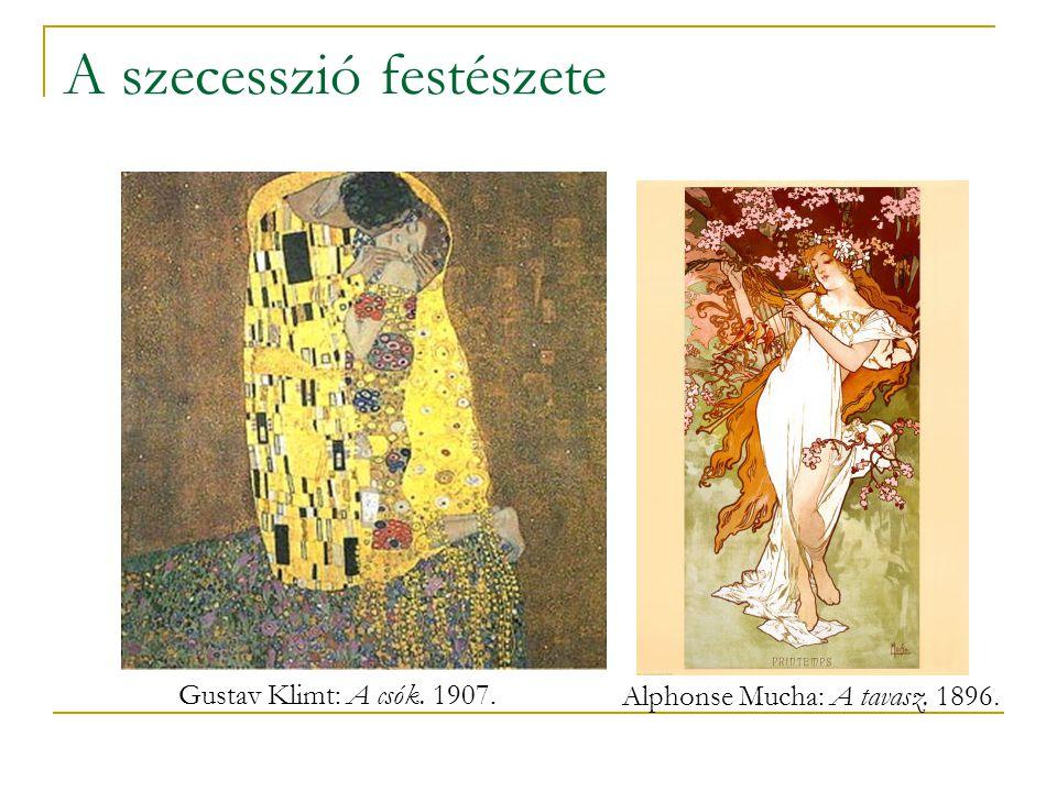 Paul Klee Erdei gyümölcs.1921.