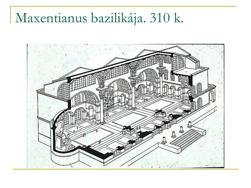 A román stílusú bazilika Rosheim, plébániatemplom, 12. sz.