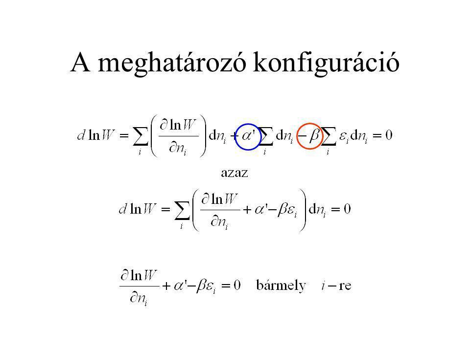 A meghatározó konfiguráció