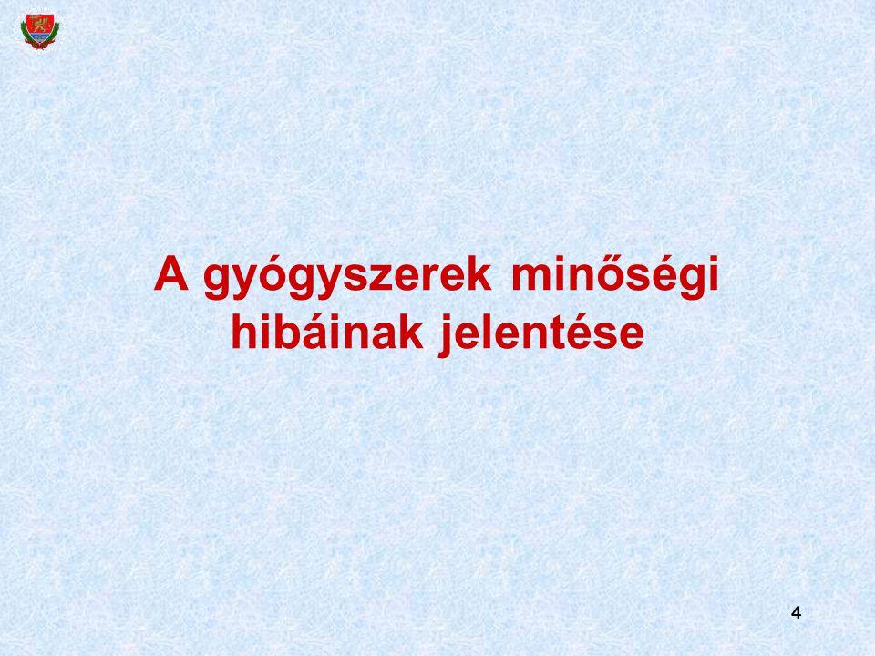 75 A Magyar Gyógyszerkönyv hatályba léptetése 28/2006.
