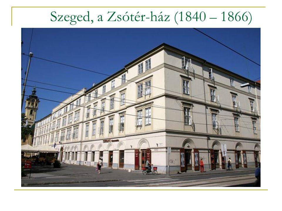 A romantika neogót építészete Friedrich von Schimdt: Bécsi Városháza 1872 –1883.