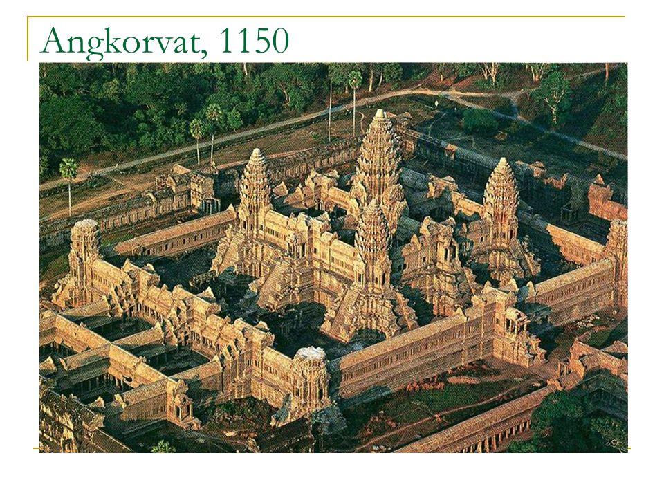 Angkorvat, 1150