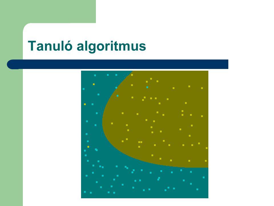 Tanuló algoritmus