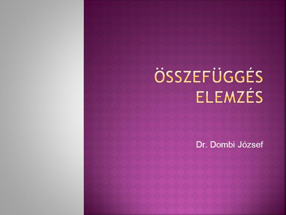 Dr. Dombi József