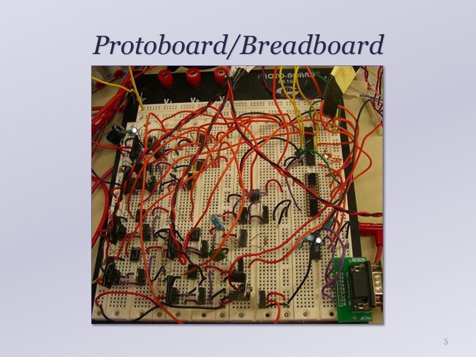 Protoboard/Breadboard 5