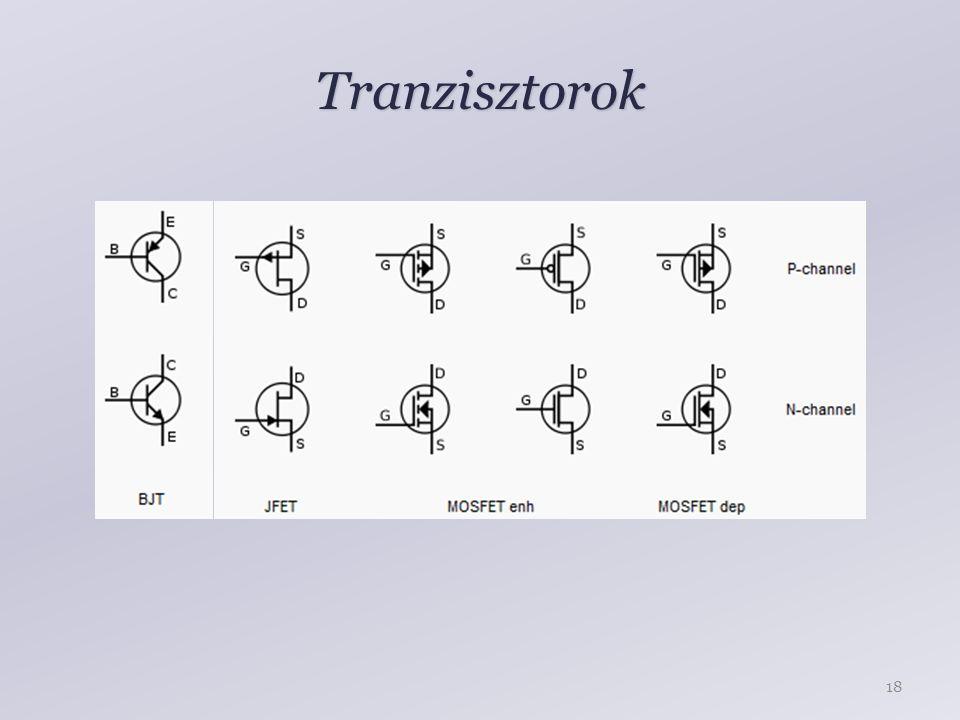Tranzisztorok 18