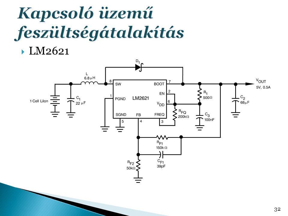  LM2621 32