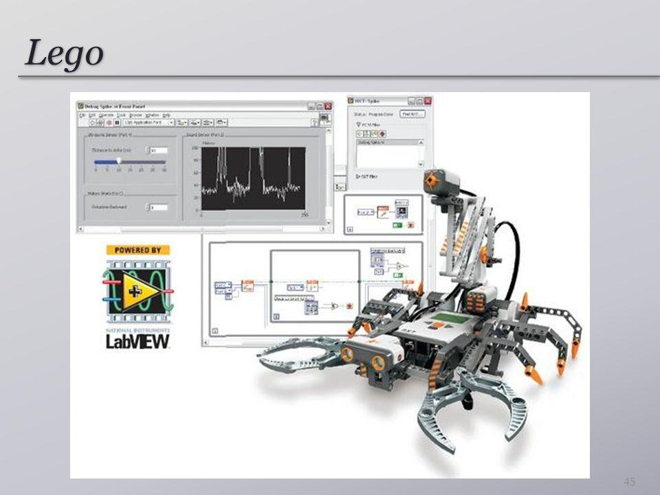 Lego 45
