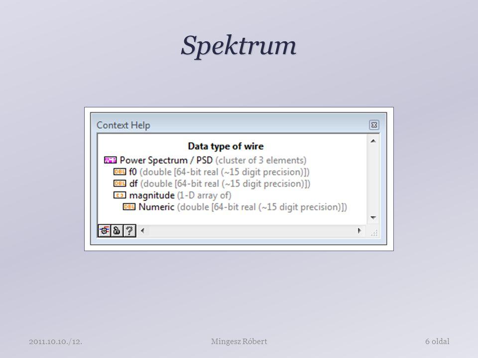 Spektrum Mingesz Róbert6 oldal2011.10.10./12.