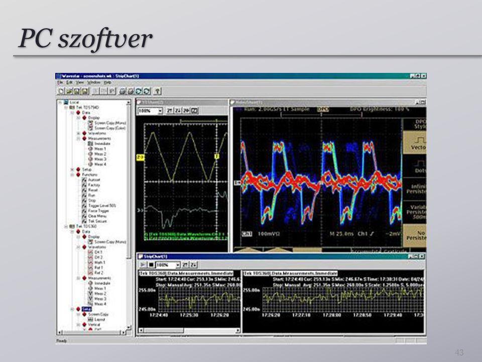 PC szoftver 43