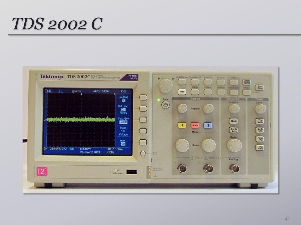 TDS 2002 C 47
