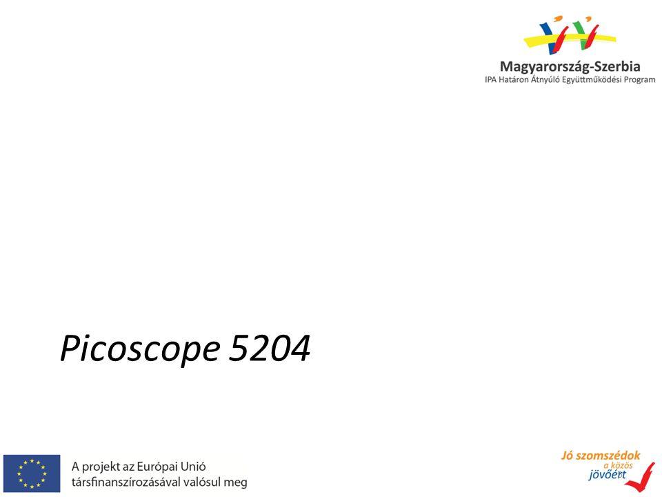 Picoscope 5204 5