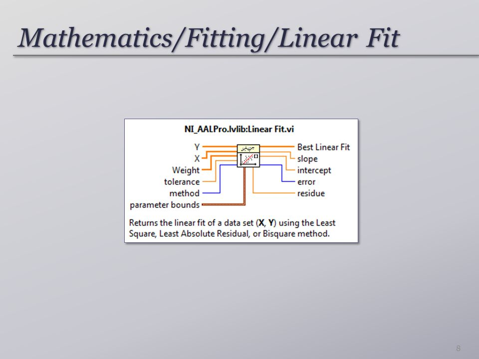 Mathematics / Probability & Statistics 9