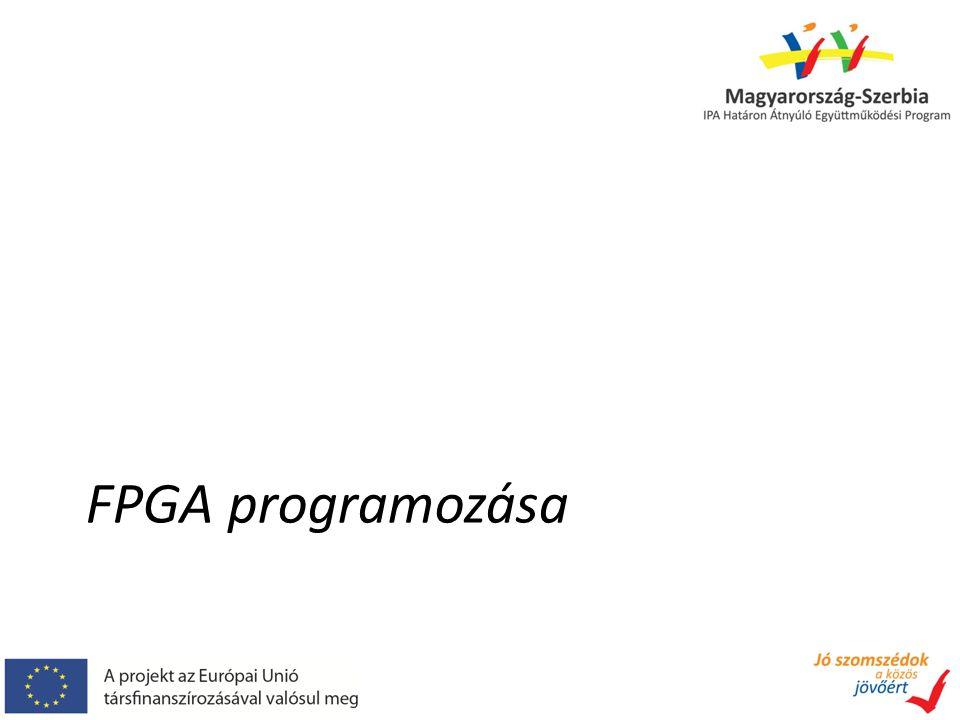 FPGA szerkezete