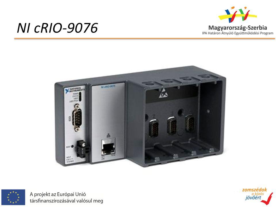 NI cRIO-9076