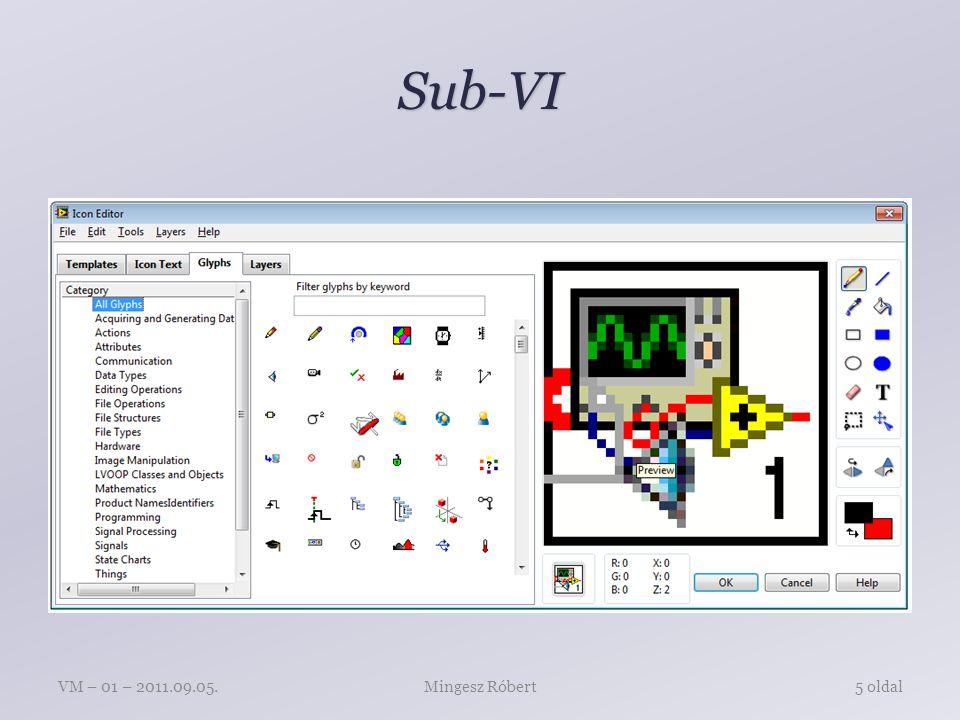Bináris fájl írása Mingesz RóbertVM – 01 – 2011.09.05.6 oldal