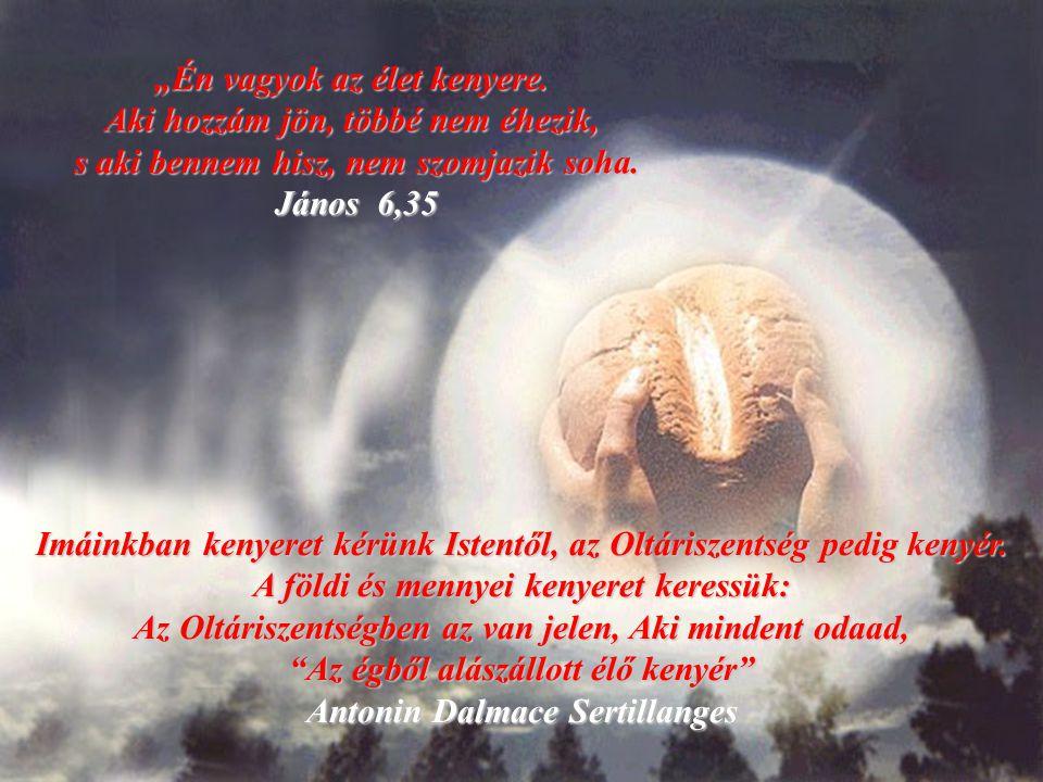 Életünk és Erősségünk Eu c haristia