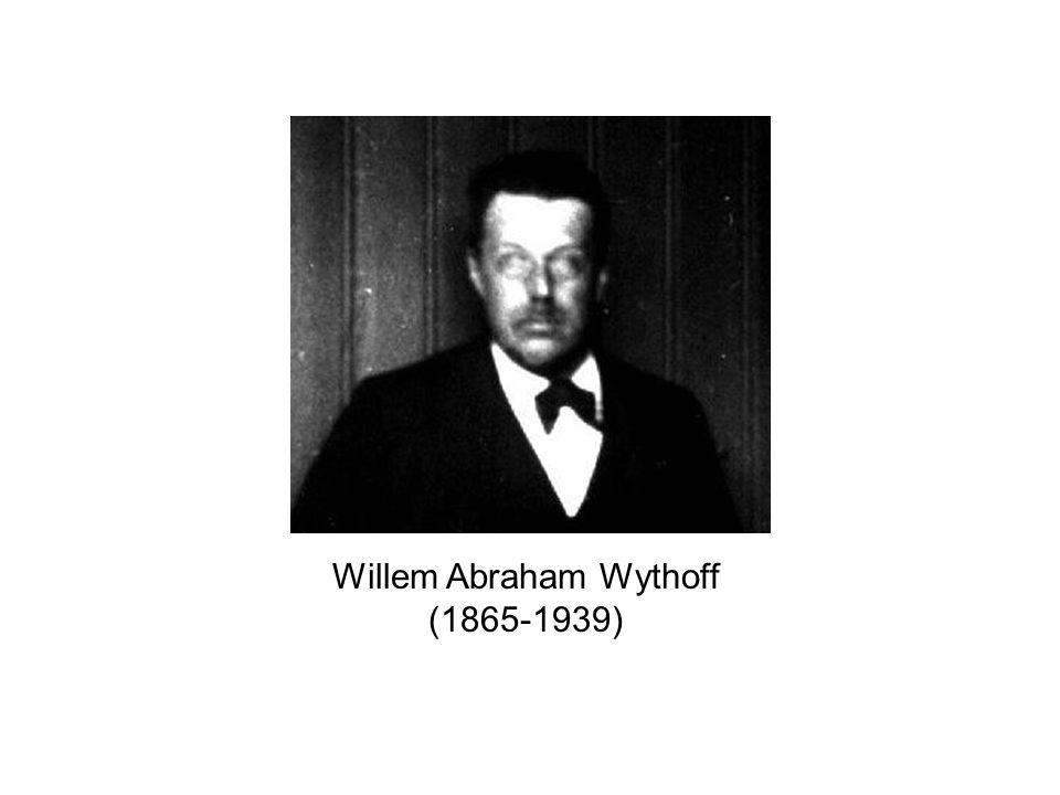 Willem Abraham Wythoff (1865-1939)