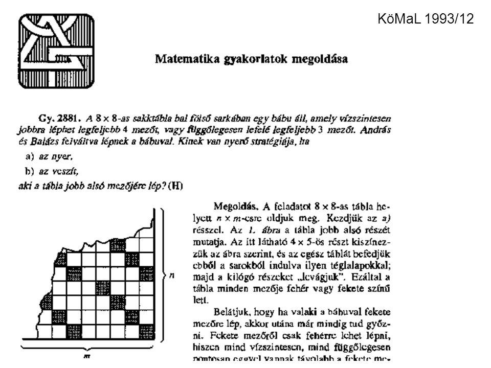 KöMaL 1993/12