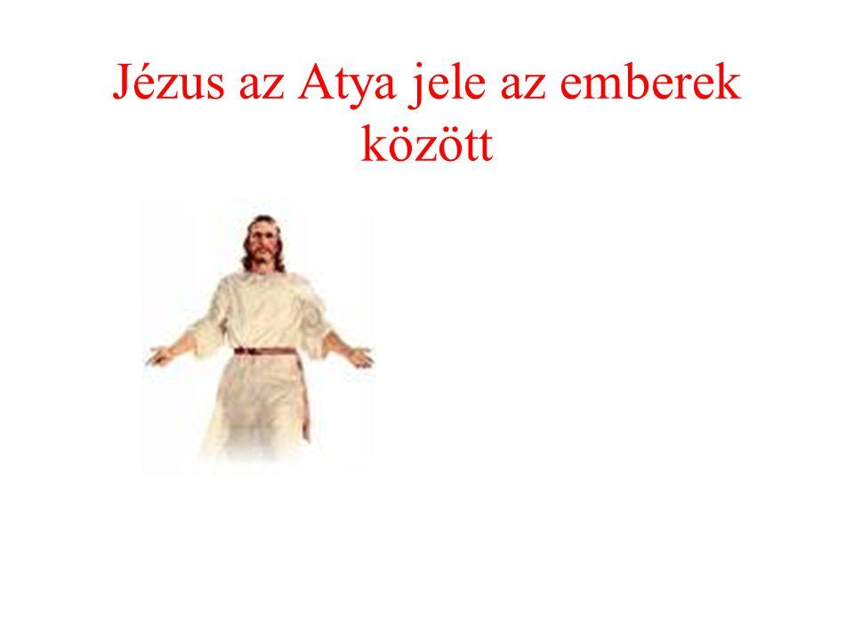 A SZENTSÉGEKBEN Jézus Krisztus működik