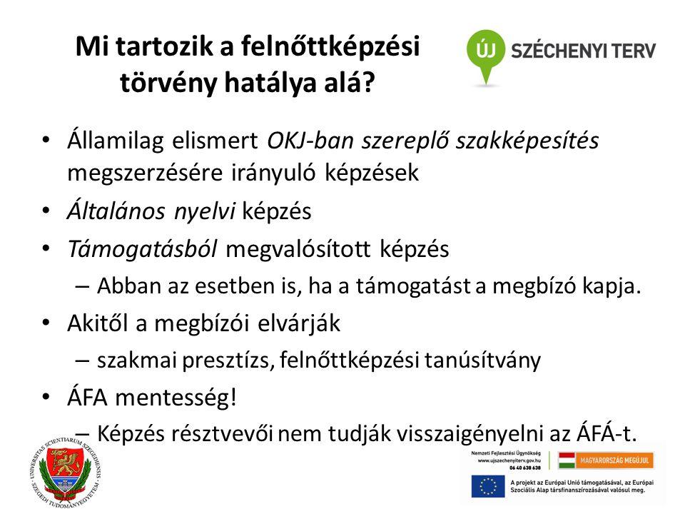 Kötelező adatszolgáltatás felnőttképzés indításához Modulo űrlap (III) l) Maximális csoportlétszám: m) Képzésbe bevont oktatók: 5) Témaszám megjelölése: 6) A részben vagy egészben támogatott képzés esetében a központi költségvetési vagy európai uniós forrás adatai: 7) Tervezett képzési költség/résztvevő: 8) Minőségcélok meghatározása a 393/2013.