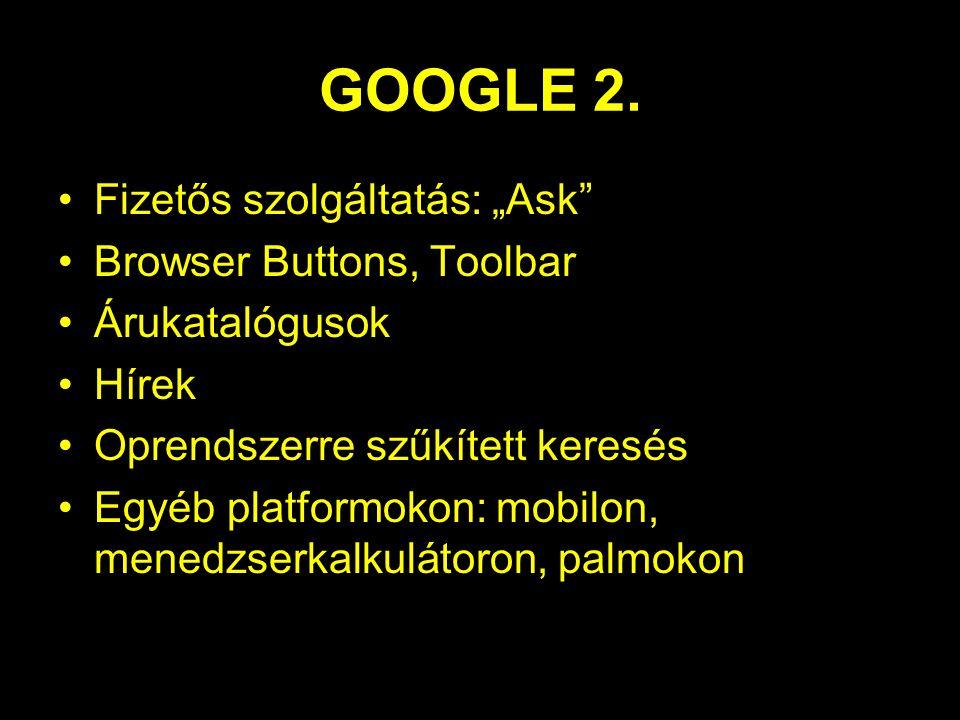 GOOGLE 2.