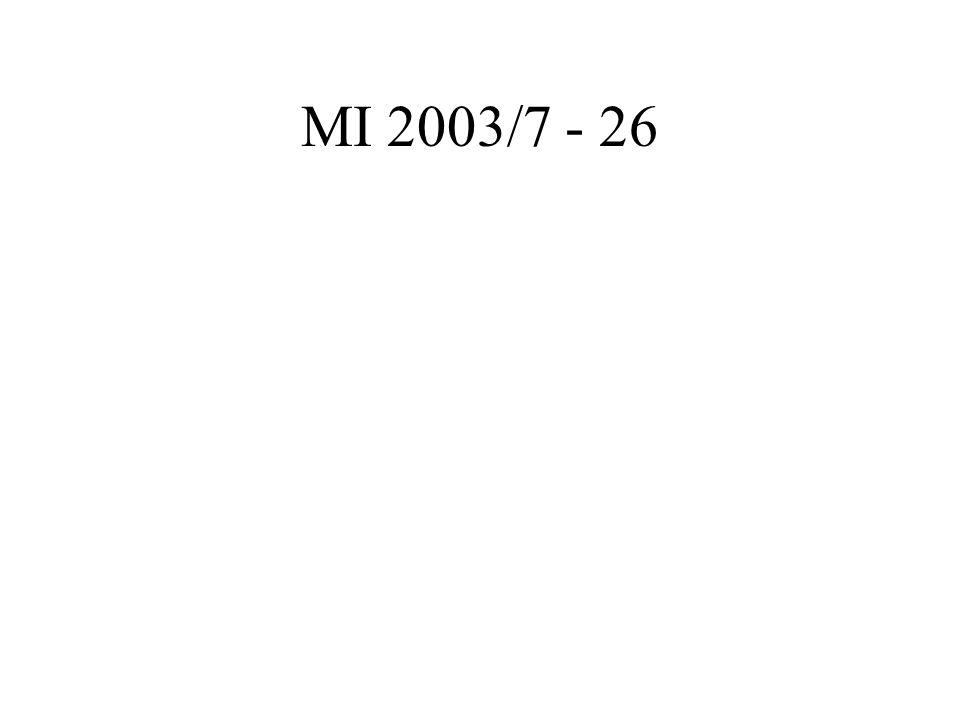 MI 2003/7 - 26