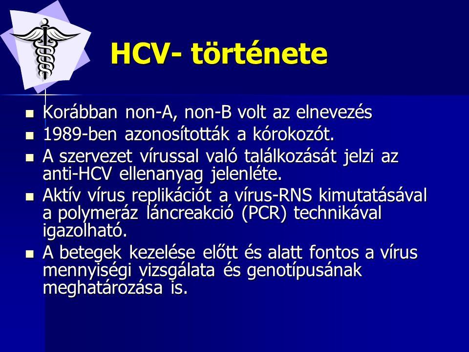 Krónikus hepatitis B kezelése Interferon- IFN-immunmoduláns és direkt antivirális hatású. Interferon- IFN-immunmoduláns és direkt antivirális hatású.
