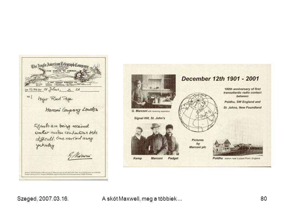 Szeged, 2007.03.16.A skót Maxwell, meg a többiek...79 Új Foundland, St. Johns Signal Hill