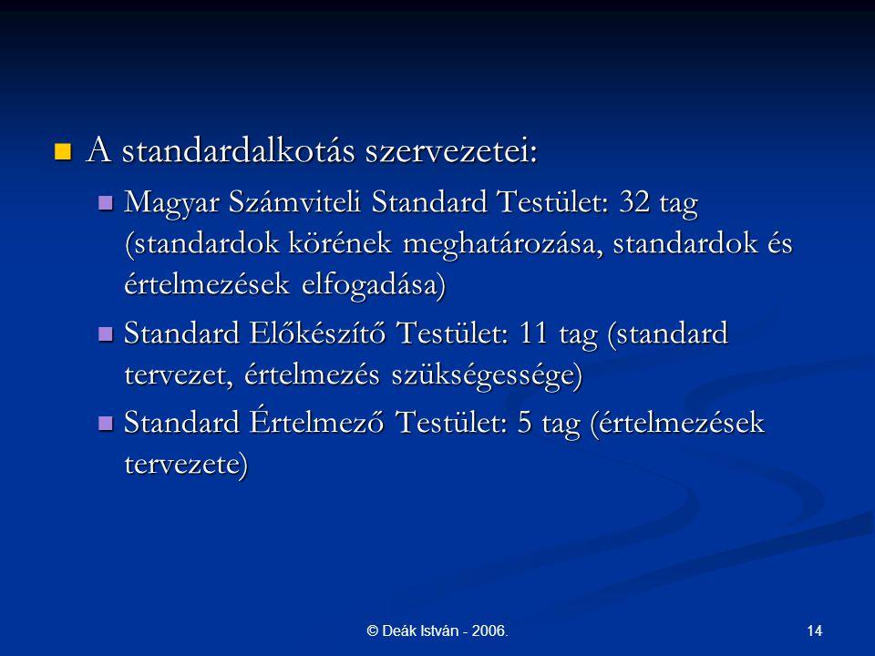 14© Deák István - 2006.
