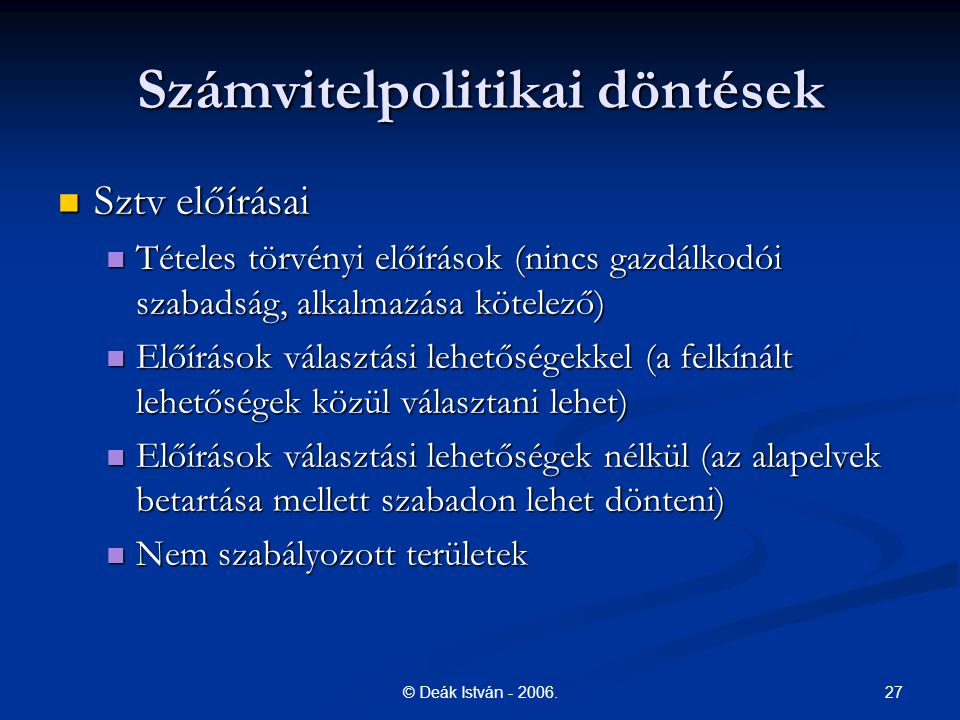 27© Deák István - 2006.