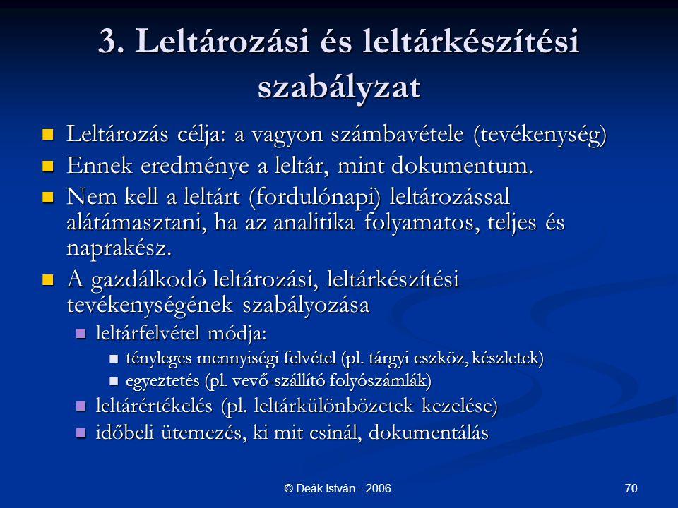 70© Deák István - 2006.3.