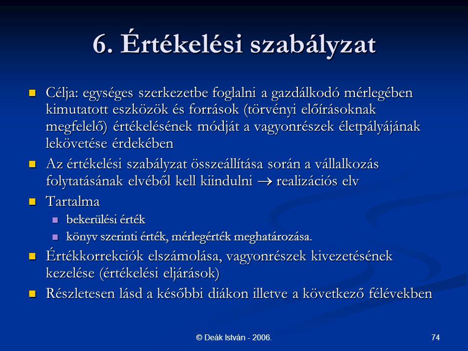 74© Deák István - 2006.6.
