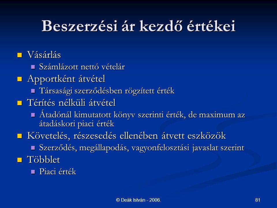 81© Deák István - 2006.