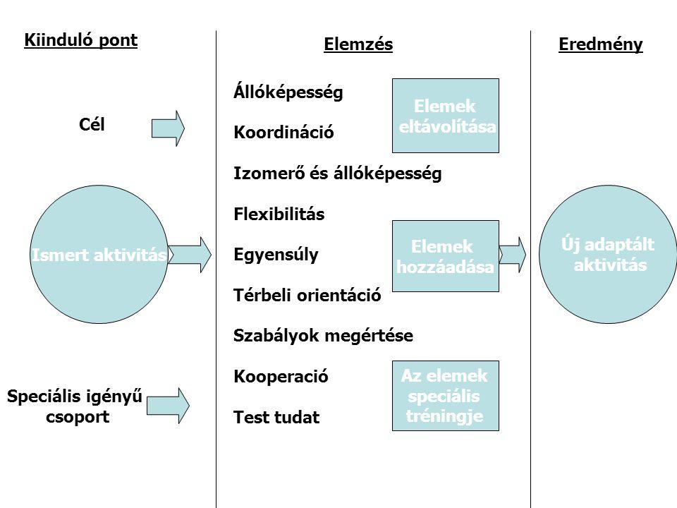 Sport és fizikai aktivitás háromszöge K.Boyle, H.