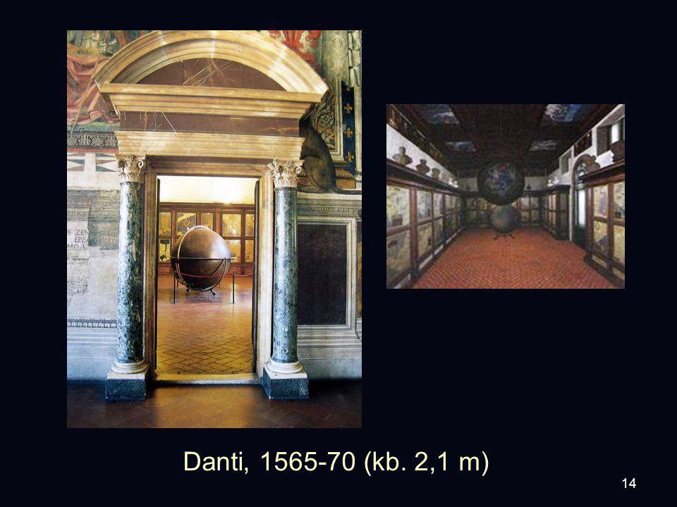 14 Danti, 1565-70 (kb. 2,1 m)