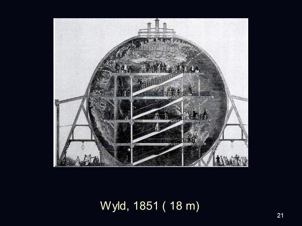 21 Wyld, 1851 ( 18 m)