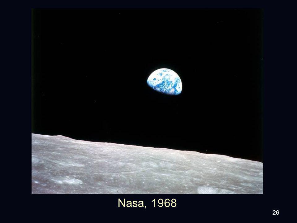 26 Nasa, 1968